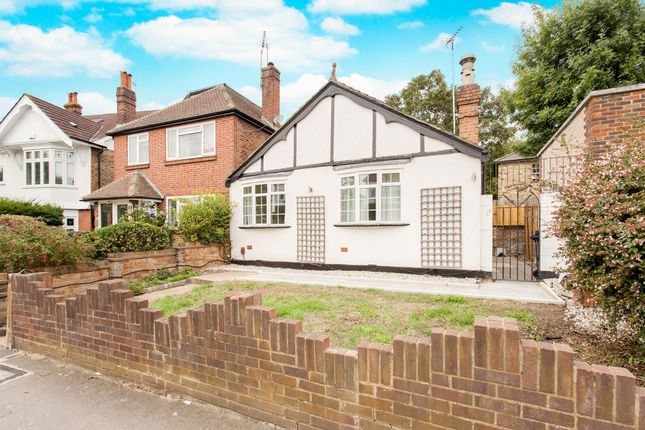 Thumbnail Bungalow to rent in Loveday Road, London