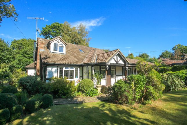 Thumbnail Detached house for sale in Domewood, Copthorne, Crawley