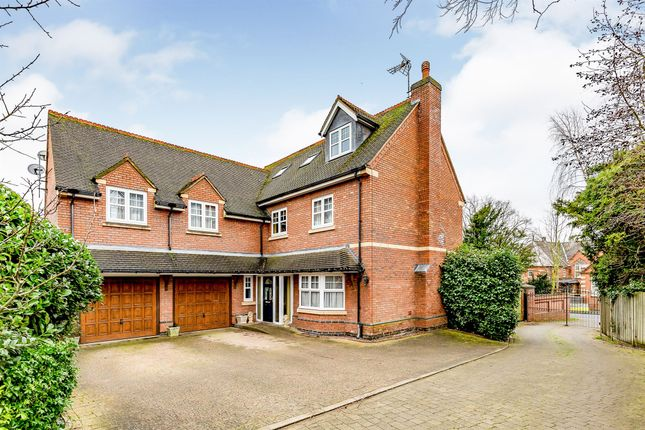 Thumbnail Detached house for sale in The Moorlands, Hayway, Rushden
