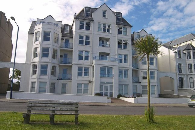 Thumbnail Flat to rent in The Promenade, Port St. Mary, Isle Of Man