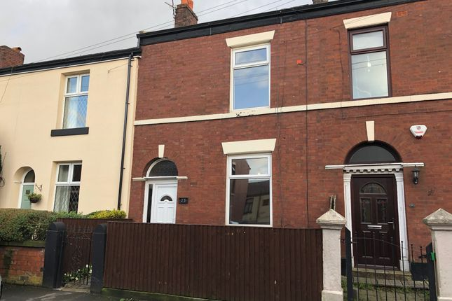 Thumbnail Terraced house to rent in Pym Street, Heywood, Greater Manchester