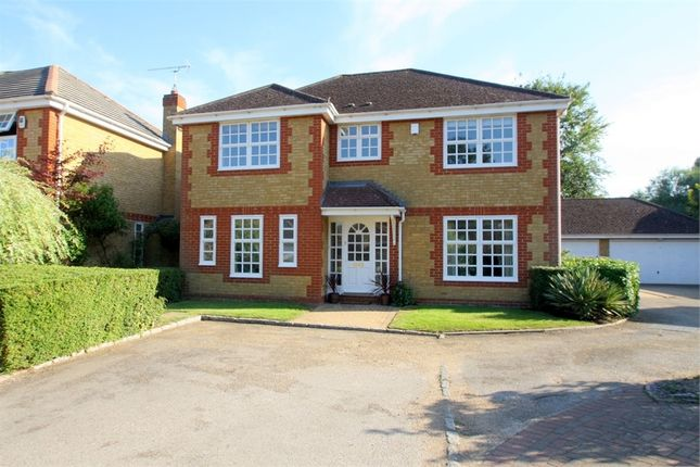 Thumbnail Detached house for sale in Manor Park, Staines-Upon-Thames, Surrey