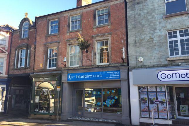 Thumbnail Retail premises for sale in 6 Bridge Street, Belper, Derbyshire, 1Ax, Belper