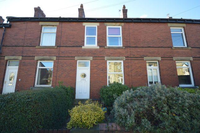Thumbnail Terraced house for sale in Manor Road, Ossett