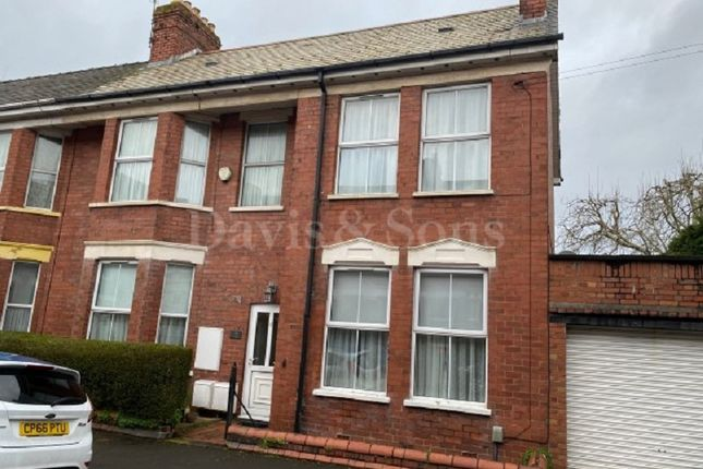 Thumbnail Maisonette for sale in Ombersley Road, Off Bassaleg Road, Newport.
