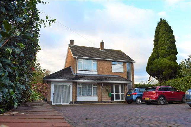 Thumbnail Detached house for sale in Bulkington Lane, Nuneaton, Warwickshire