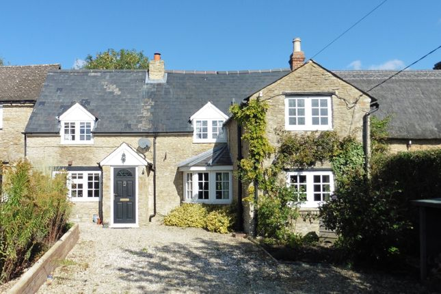 Thumbnail Terraced house for sale in North Street, Middle Barton, Chipping Norton