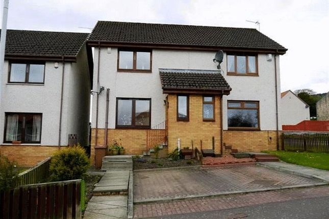 Thumbnail Semi-detached house to rent in Kirkland Gardens, Ballingry, Fife