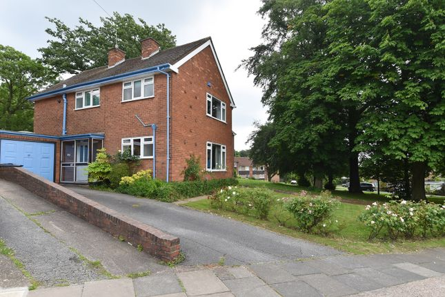 Thumbnail Detached house for sale in St Denis Road, Bournville Village Trust, Selly Oak