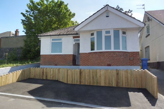 Thumbnail Detached bungalow for sale in Livingstone Road, Poole
