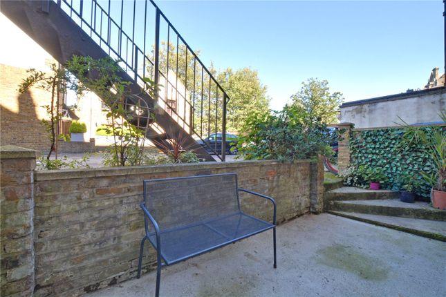 Patio of Sycamore Court, 81 Blackheath Road, Greenwich, London SE10