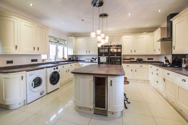 Kitchen of Sandham Lane, Ripley DE5