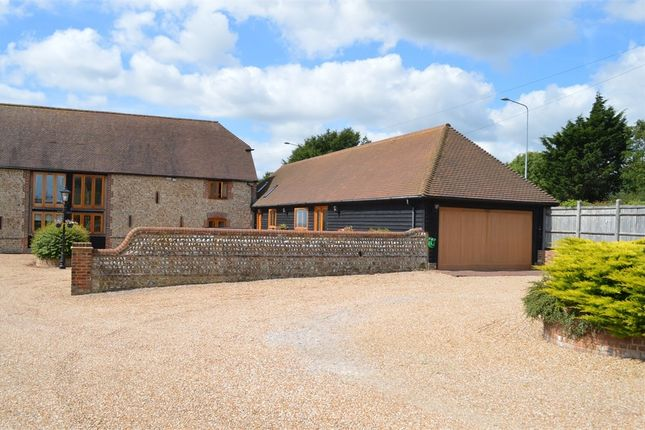 Thumbnail Barn conversion for sale in Barnhorn Road, Bexhill-On-Sea