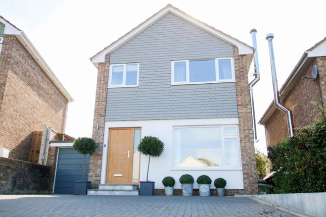 Thumbnail Detached house for sale in Chestnut Close, Braunton