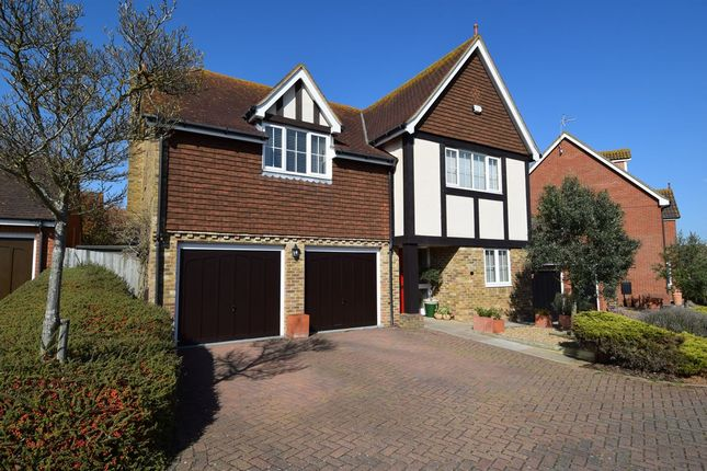Thumbnail Detached house for sale in Pochard Crescent, Herne Bay