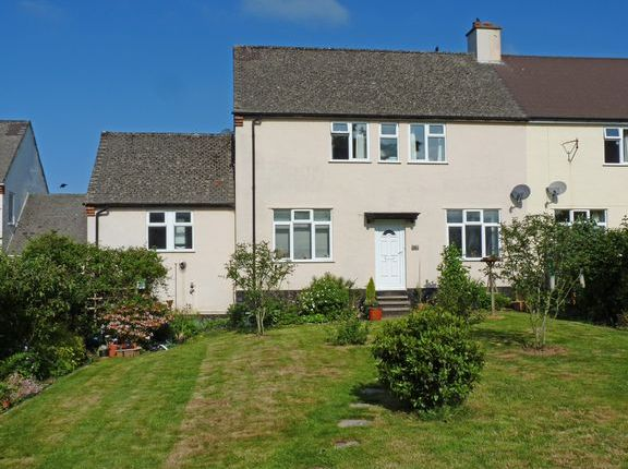 Thumbnail Semi-detached house for sale in Barns Close, Dulverton