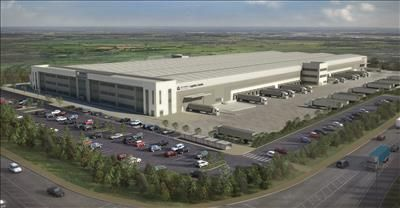 Office to let in London Gateway Logistics Centre, North Sea Crossing, Stanford-Le-Hope, Essex