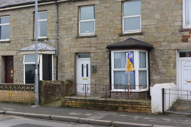 Thumbnail Flat to rent in Stanley Terrace, Berrycoombe Road, Bodmin