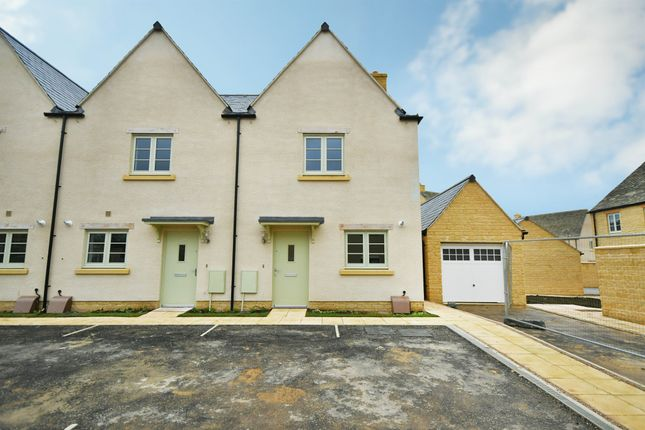 2 bed semi-detached house for sale in Quercus Road, Tetbury