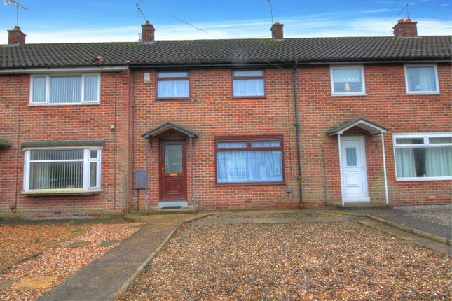 Thumbnail Terraced house for sale in Fotherby Walk, Beverley