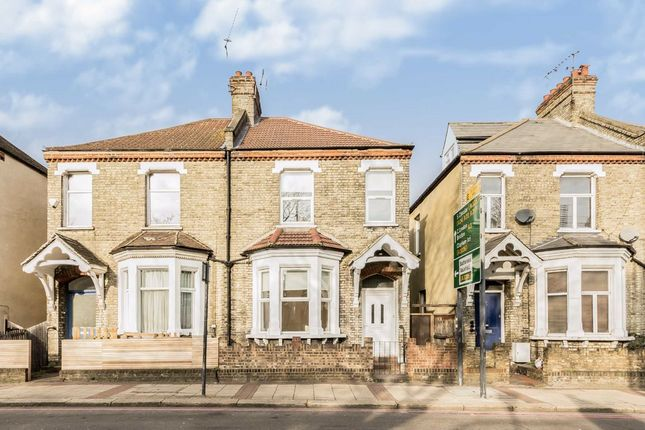 Thumbnail Property to rent in East Hill, London
