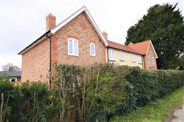 Thumbnail Terraced house to rent in Golden Cross, Hailsham