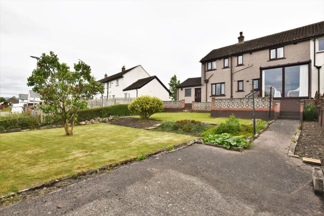 Thumbnail End terrace house for sale in Clifton Lodge, Workington