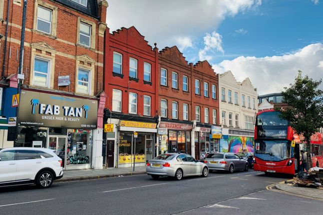 Thumbnail Flat to rent in High Road, Willesden