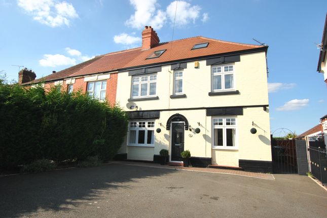 Thumbnail Semi-detached house for sale in Haygate Road, Wellington, Telford, Shropshire