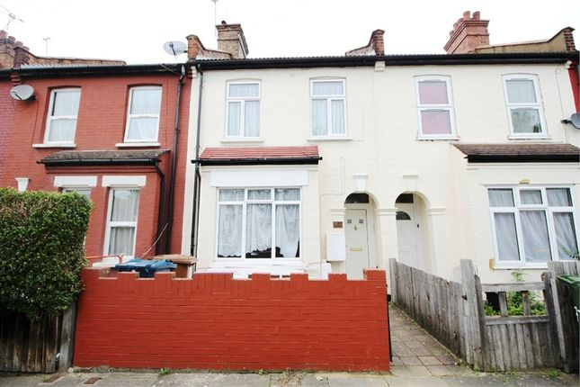 Thumbnail Terraced house to rent in Wellington Road, Harrow