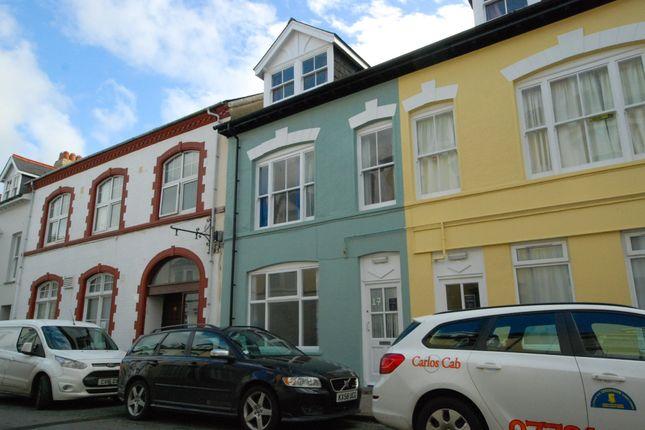 Thumbnail Terraced house to rent in Gerddi Gwalia, Portland Road, Aberystwyth
