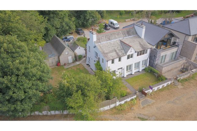 Thumbnail Detached house for sale in The Shore, Hest Bank