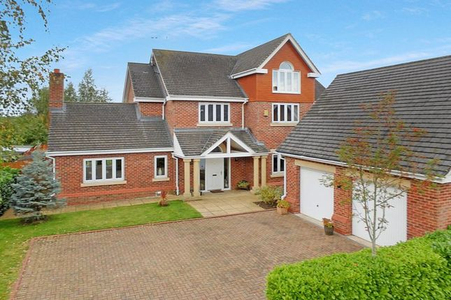 Thumbnail Detached house for sale in Hampstead Drive, Wychwood Park, Cheshire