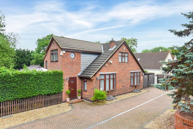 Thumbnail Detached house for sale in Melton Road, Stanton-On-The-Wolds, Nottingham