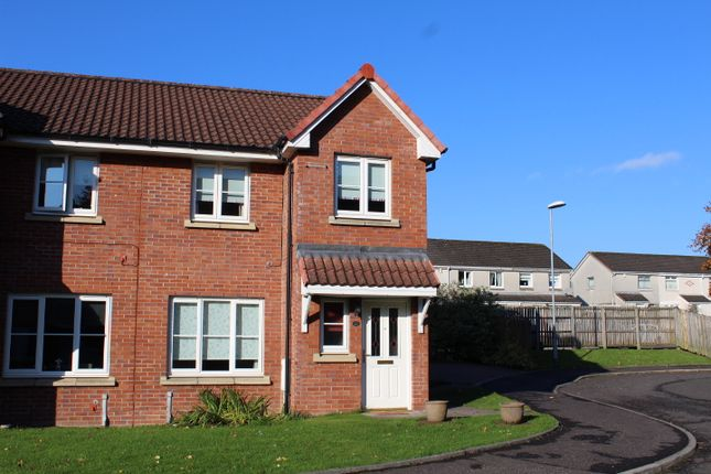 Thumbnail Semi-detached house to rent in Dunnock Place, Coatbridge