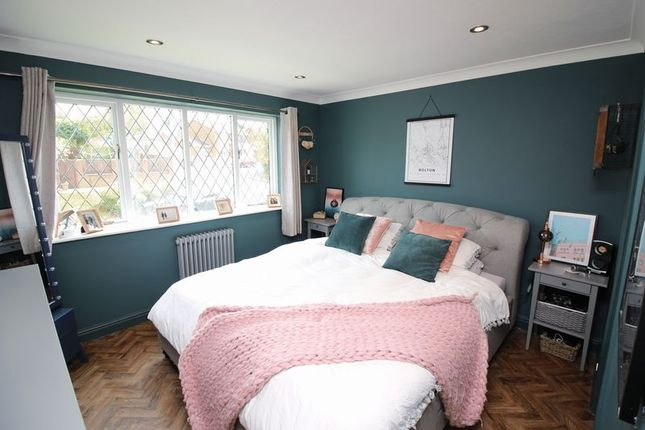 Bedroom One of Brockenhurst Drive, Harwood, Bolton BL2