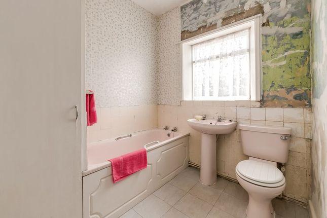 Bathroom of Bird Street, Ince, Wigan WN2