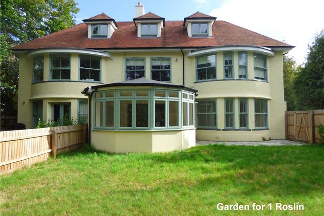 Thumbnail Flat for sale in Roslin House, 2 Roslin Road, Bournemouth