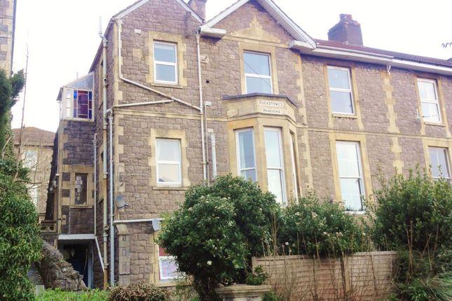 Flat to rent in Edinburgh Place, Weston-Super-Mare