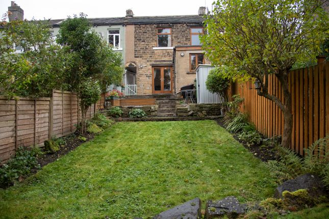 Front View of Yews Hill Road, Lockwood, Huddersfield, West Yorkshire HD1