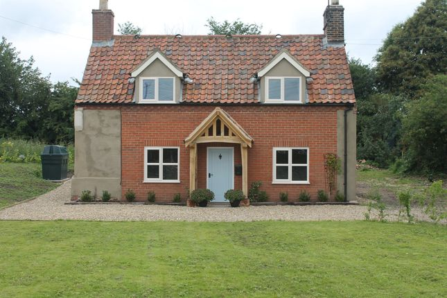 Thumbnail Detached house for sale in Hall Street, Briston, Melton Constable