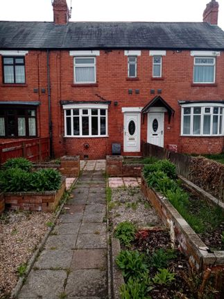 2 bed terraced house to rent in St Andrews Road, Bishop Auckland DL14