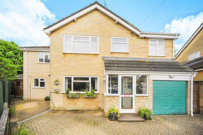 Thumbnail Detached house for sale in Berkley Close, Chippenham