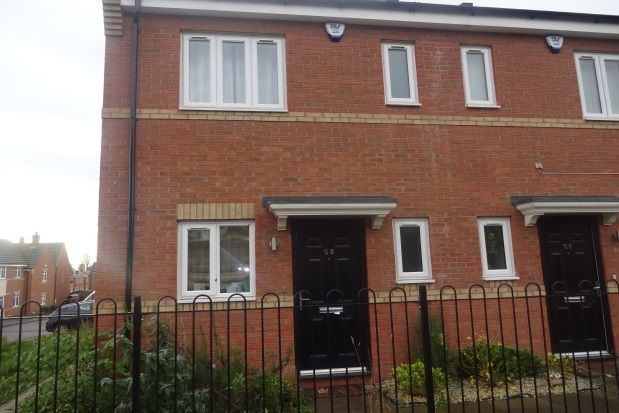 Thumbnail Property to rent in Shropshire Close, Walsall
