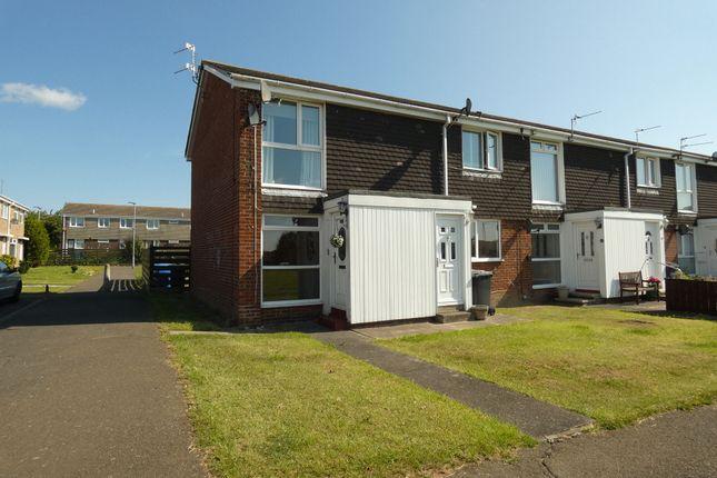 2 bed flat to rent in Tweed Avenue, Ellington, Morpeth NE61