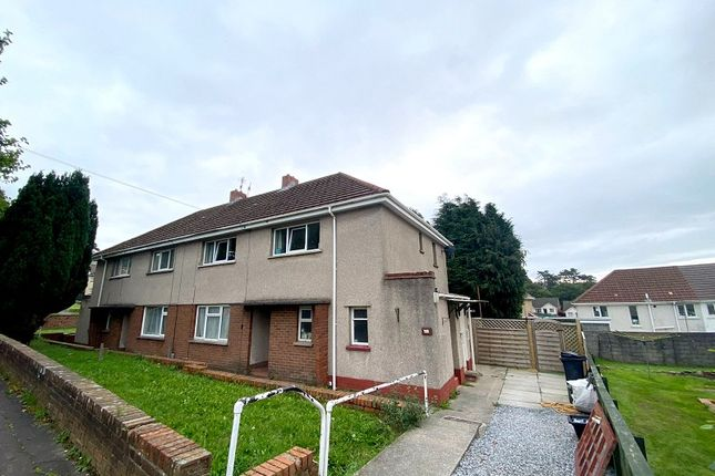 2 bed flat for sale in Heol Catwg, Neath, Neath Port Talbot. SA10