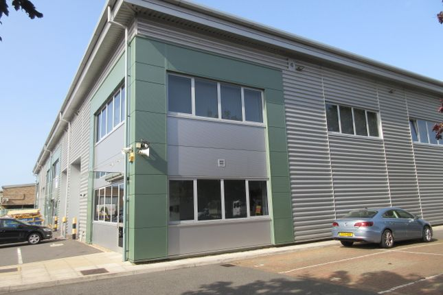 Thumbnail Industrial for sale in Unit 1 Trade City, Brooklands Close, Sunbury On Thames