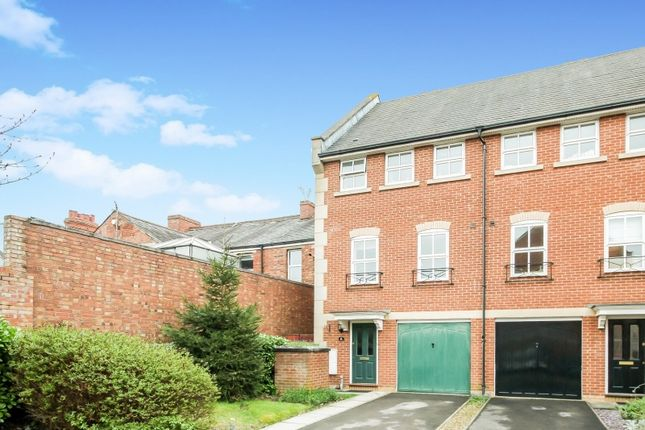 Thumbnail Town house for sale in Bennett Crescent, Cowley, Oxford