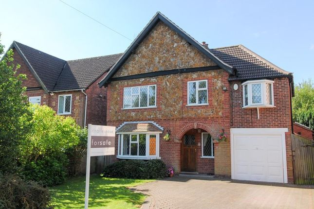 4 bed detached house for sale in Woodcote Road, Leamington Spa