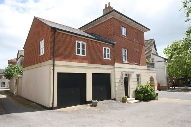 Thumbnail Detached house for sale in Brookhouse Street, Poundbury, Dorchester